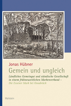 Gemein und ungleich von Hübner,  Jonas