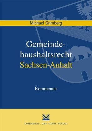 Gemeindehaushaltrecht Sachsen-Anhalt von Grimberg,  Michael