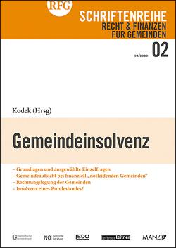 Gemeindeinsolvenz von Kodek,  Georg