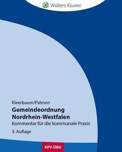 Gemeindeordnung Nordrhein-Westfalen von Kleerbaum,  Klaus-Viktor, Palmen,  Manfred