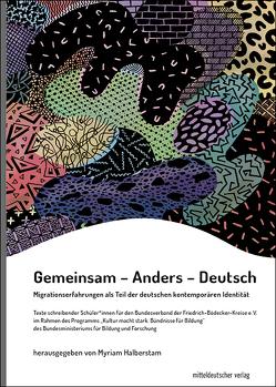 Gemeinsam – Anders – Deutsch von Halberstam,  Myriam