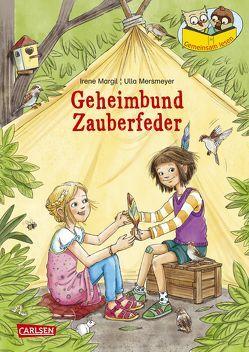 Gemeinsam lesen: Geheimbund Zauberfeder von Margil,  Irene, Mersmeyer,  Ulla, Schlüter,  Andreas