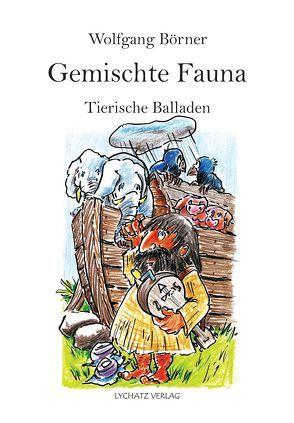 Gemischte Fauna von Börner,  Wolfgang, Meyer,  Helmut