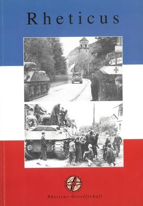 Gemischter Band mit Beiträgen zur Geschichte Vorarlbergs von Spies,  Johannes