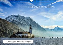 Gemma wandern – Wanderungen im Salzkammergut (Wandkalender 2020 DIN A3 quer) von Hauer,  Hannelore