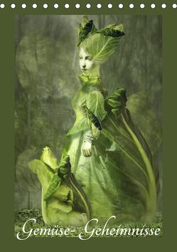 Gemüse-Geheimnisse (Tischkalender 2020 DIN A5 hoch) von glandarius,  Garrulus