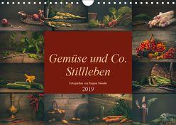 Gemüse und Co. Stillleben (Wandkalender 2019 DIN A4 quer) von Steudte photoGina,  Regina