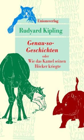 Genau-so-Geschichten von Haefs,  Gisbert, Kipling,  Rudyard