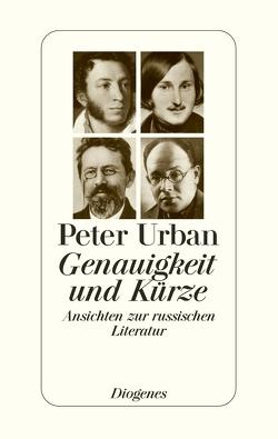 Genauigkeit und Kürze von Keel,  Daniel, Stephan,  Winfried, Urban,  Peter
