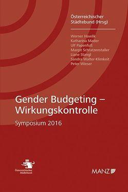 Gender Budgeting – Wirkungskontrolle