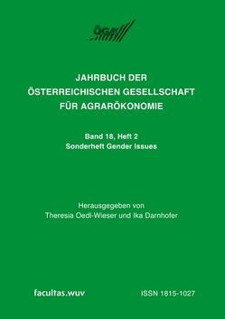 Gender Issues in der Landwirtschaft von Darnhofer,  Ika, Oedl-Wieser,  Theresia