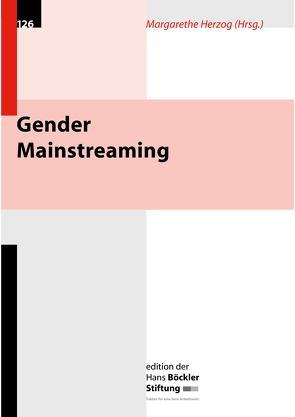 Gender Mainstreaming von Herzog,  Margarethe
