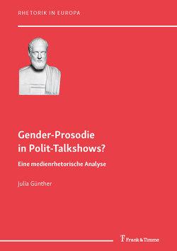 Gender-Prosodie in Polit-Talkshows? von Günther,  Julia Laura