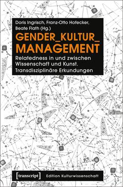 Gender_Kultur_Management von Flath,  Beate, Hofecker,  Franz-Otto, Ingrisch,  Doris