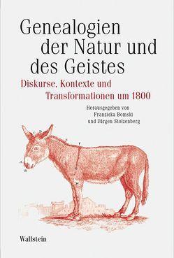 Genealogien der Natur und des Geistes von Bomski,  Franziska, Stolzenberg,  Jürgen