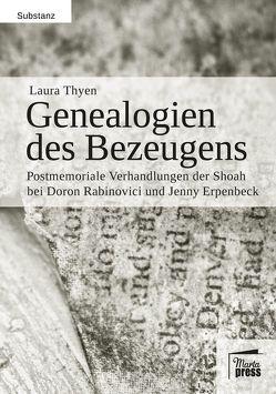 Genealogien des Bezeugens von Thyen,  Laura
