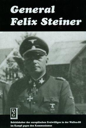 General Felix Steiner von Schütz,  W