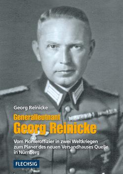 Generalleutnant Georg Reinicke von Reinicke,  Georg