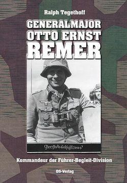 Generalmajor Otto Ernst Remer von Renner,  Anneliese, Tegethoff,  Ralph
