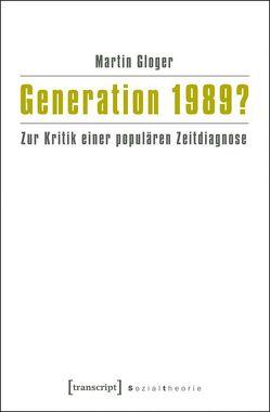 Generation 1989? von Gloger,  Martin