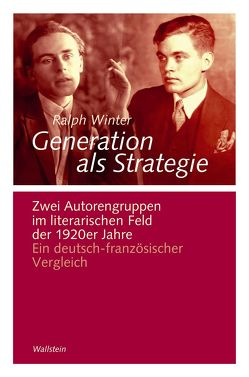 Generation als Strategie von Winter,  Ralph