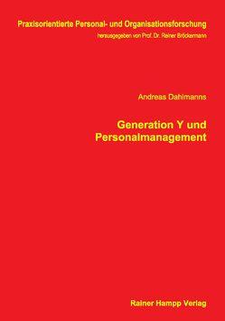 Generation Y und Personalmanagement von Dahlmanns,  Andreas
