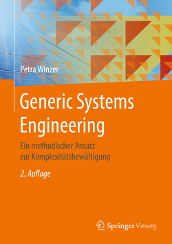 Generic Systems Engineering von Winzer,  Petra