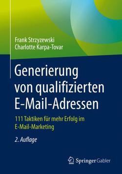 Generierung von qualifizierten E-Mail-Adressen von Karpa-Tovar,  Charlotte, Strzyzewski,  Frank