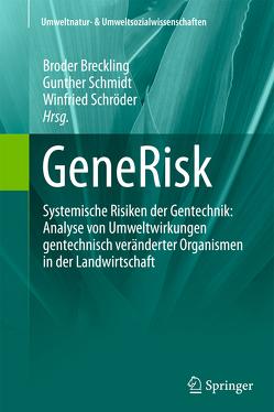 GeneRisk von Breckling,  Broder, Schmidt,  Gunther, Schröder,  Winfried