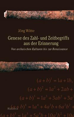Genese des Zahl- und Zeitbegriffs aus der Erinnerung von Witte,  Jörg
