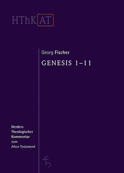 Genesis 1-11 von Fischer,  Georg