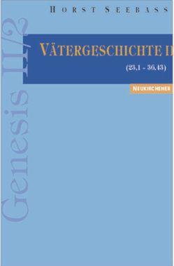 Genesis II/2 von Seebass,  Horst