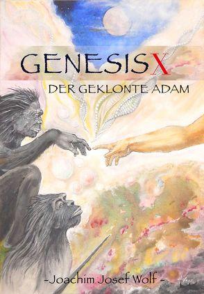 Genesis X von Wolf,  Joachim Josef