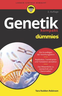Genetik kompakt für Dummies von Robinson,  Tara Rodden, Schneider,  Jan Hendrik