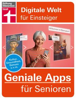 Geniale Apps für Senioren von Wiesend,  Stephan