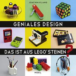 Geniale Ideen aus LEGO® Steinen von Klang,  Joachim