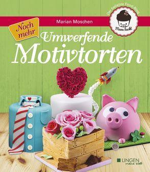 Noch mehr umwerfende Motivtorten von Moschen,  Marian