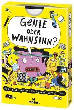Genie oder Wahnsinn? von Kaiser,  Claudia, Lickleder,  Martin, Schwamm,  Sebastian