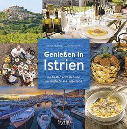 Genießen in Istrien von Trippolt-Maderbacher,  Silvia