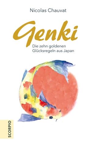 Genki von Chauvat,  Nicolas, Lüscher-Richter,  Tina