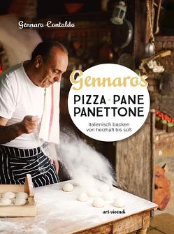 Gennaros Pizza, Pane, Panettone (eBook) von Contaldo,  Gennaro