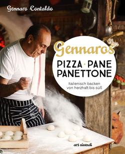 Gennaros Pizza, Pane, Panettone von Contaldo,  Gennaro