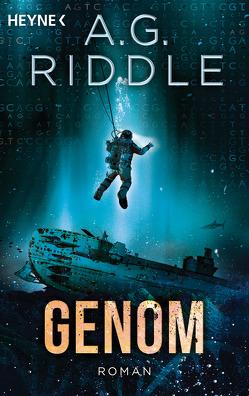 Genom – Die Extinction-Serie 2 von Riddle,  A. G.