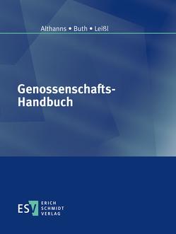 Genossenschafts-Handbuch – Abonnement von Althanns,  Andrea, Buth,  Birgit, Leißl,  Alexander