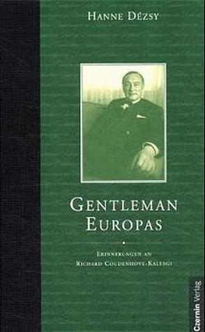 Gentleman Europas von Dézsy,  Hanne