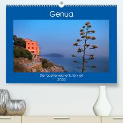 Genua – Die facettenreiche Schönheit (Premium, hochwertiger DIN A2 Wandkalender 2020, Kunstdruck in Hochglanz) von Zillich,  Bernd