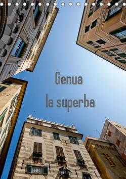 Genua – la superba (Tischkalender 2020 DIN A5 hoch) von Veronesi,  Larissa