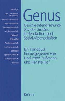 Genus von Bußmann,  Hadumod, Hof,  Renate