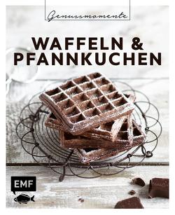 Genussmomente: Waffeln & Pfannkuchen von Edition Michael Fischer GmbH