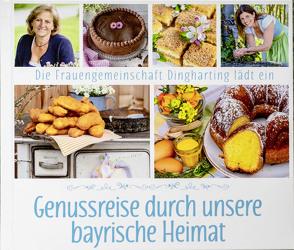 Genussreise durch unsere bayrische Heimat von Heuer,  Ina, Krein,  Ralf